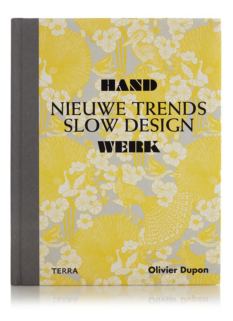 Handwerk nieuwe trends slow design de bijenkorf - Nieuwe home design ...