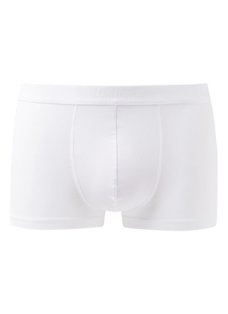 Hanro - Trunk Micro Touch boxershort in uni - Wit