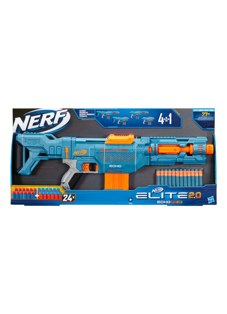 Hasbro - Elite 2.0 Echo CS 10 - Blauw