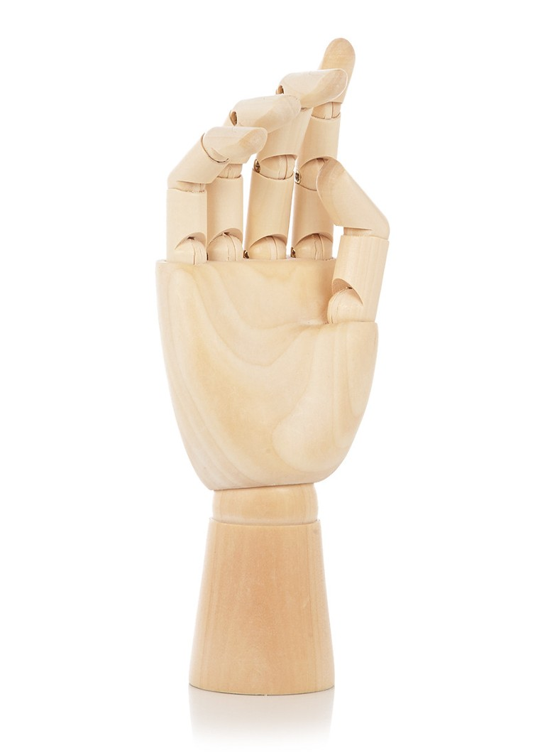 Hay - Hand Medium 18 cm - Naturel