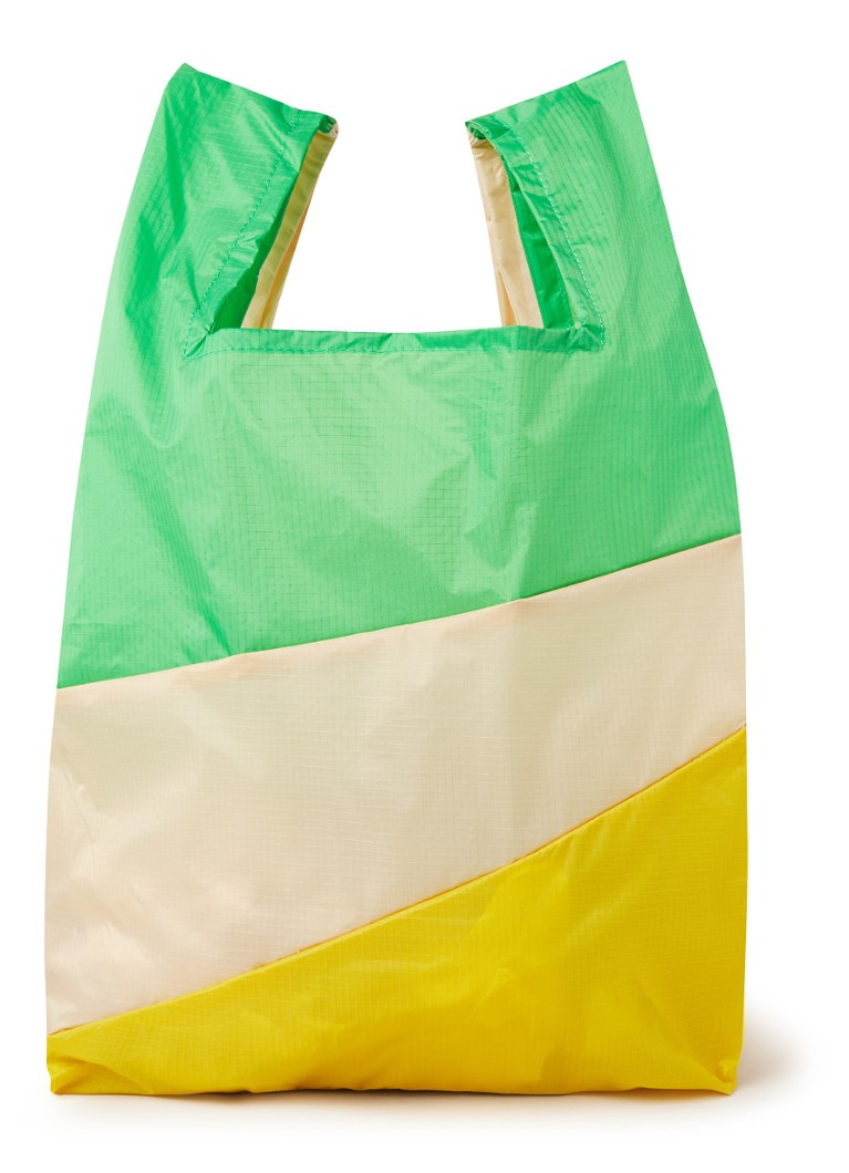 Hay - Six-colour Bag L No. 3 tas - Geel