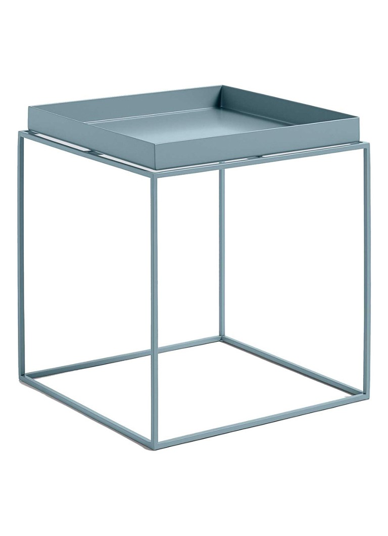 Hay - Tray salontafel medium 40x40 - Blauw