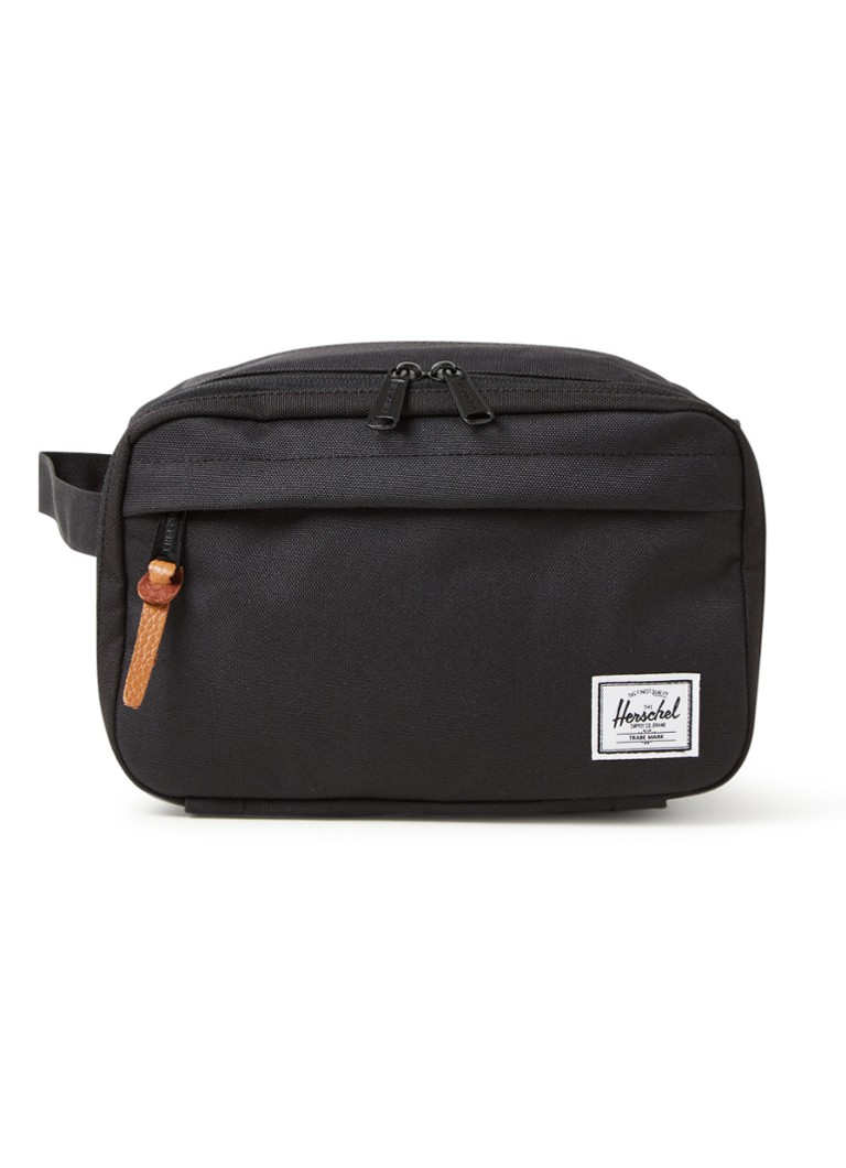 Herschel Supply - Chapter XL toilettas - Zwart