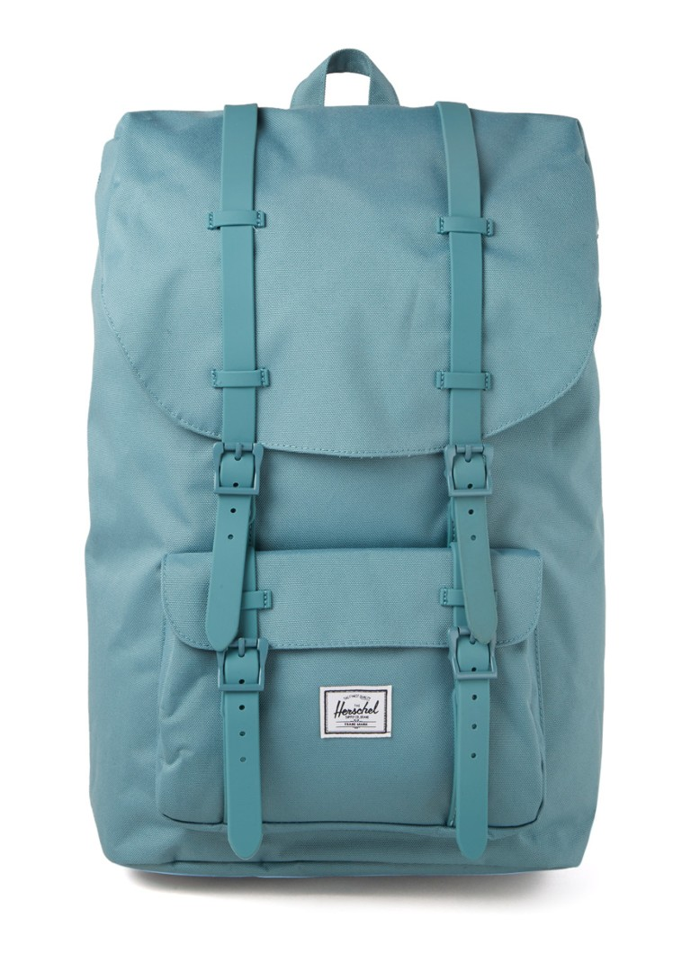 Herschel Supply - Little America rugzak met 15 inch laptopvak - unisex - Lichtblauw