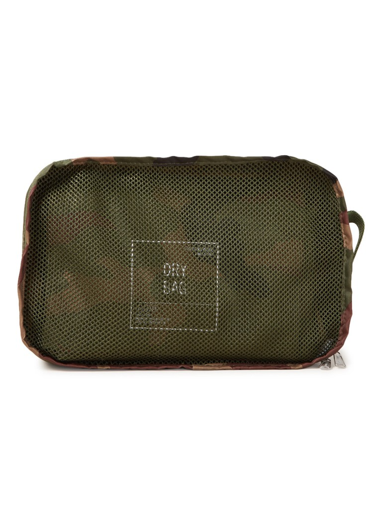 Herschel Supply - Woodland kofferorganizer set van 4 - Multicolor