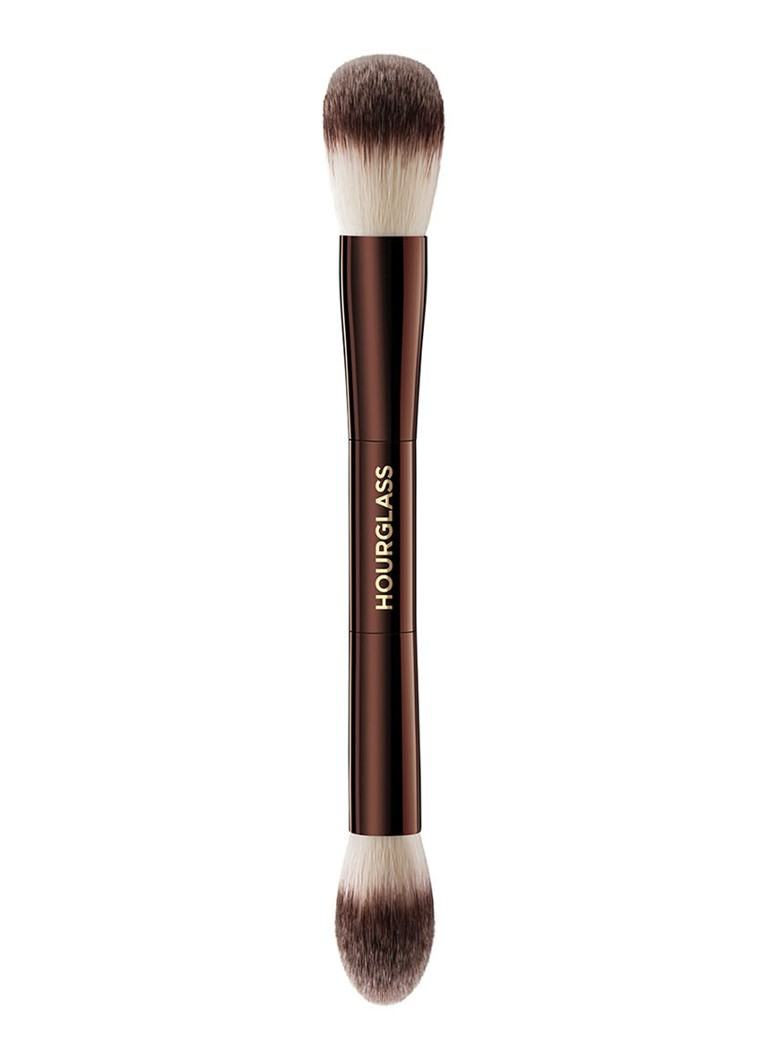 Hourglass - AMBIENT™ Lightning Edit Brush - make-up kwast - Donkerbruin