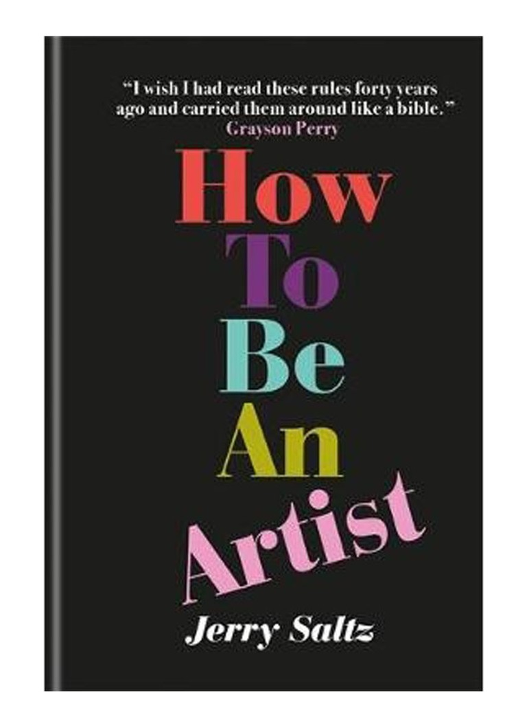 undefined - How to be an artist - null