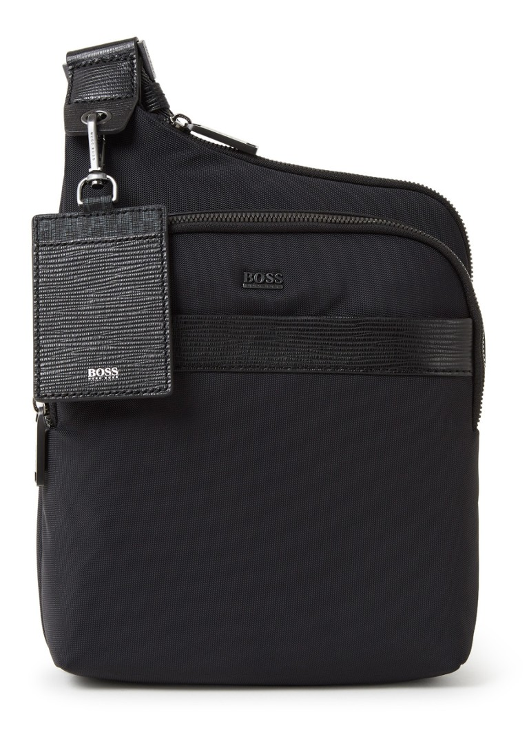 HUGO BOSS - First Class crossbodytas - Zwart