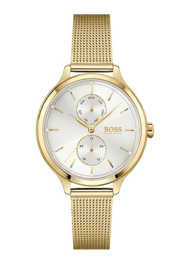 HUGO BOSS - Purity horloge HB1502537 - Goud