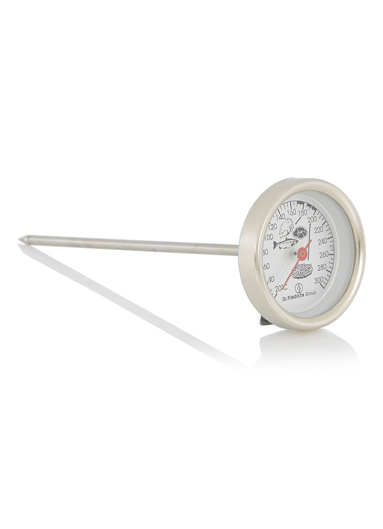 ibili - Frituurthermometer - Zilver