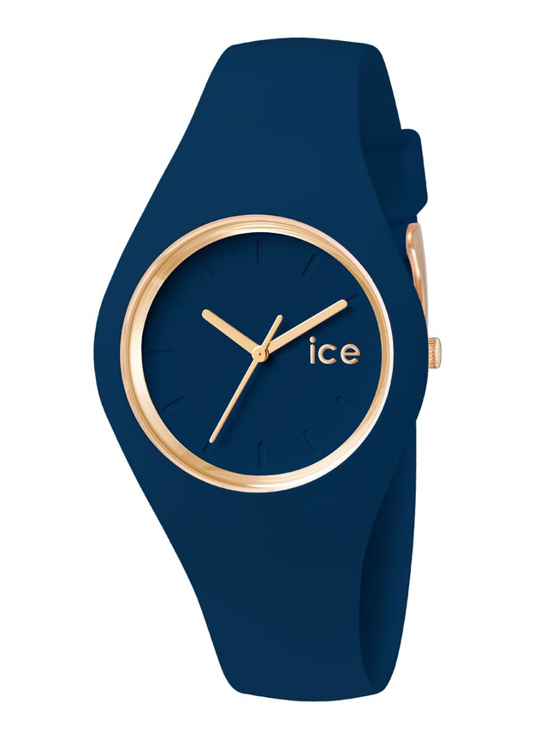 Ice-Watch - Ice Glam Horloge IW001059 - Donkerblauw