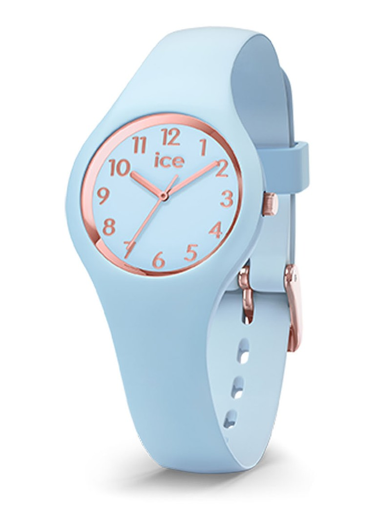 Ice-Watch - Ice Glam Horloge IW015345 - Lichtblauw