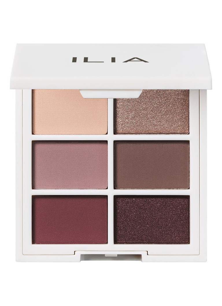 ILIA Beauty - The Necessary Eyeshadow Palette - oogschaduw palette - Cool Nude