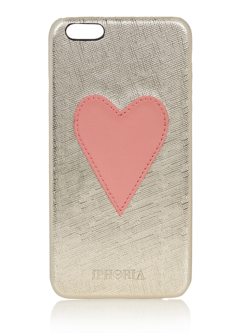 iphoria heart telefoonhoes voor iphone 6 6s plus de bijenkorf. Black Bedroom Furniture Sets. Home Design Ideas