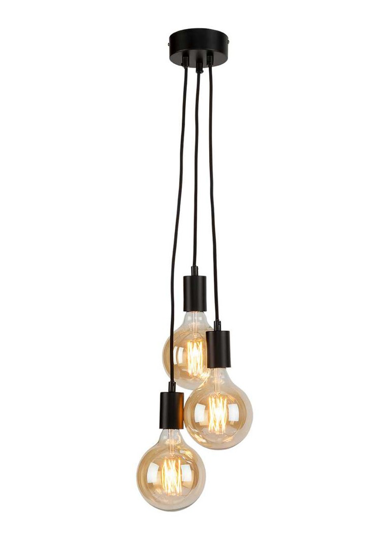 It's about Romi - Oslo H3 hanglamp zwart - Zwart