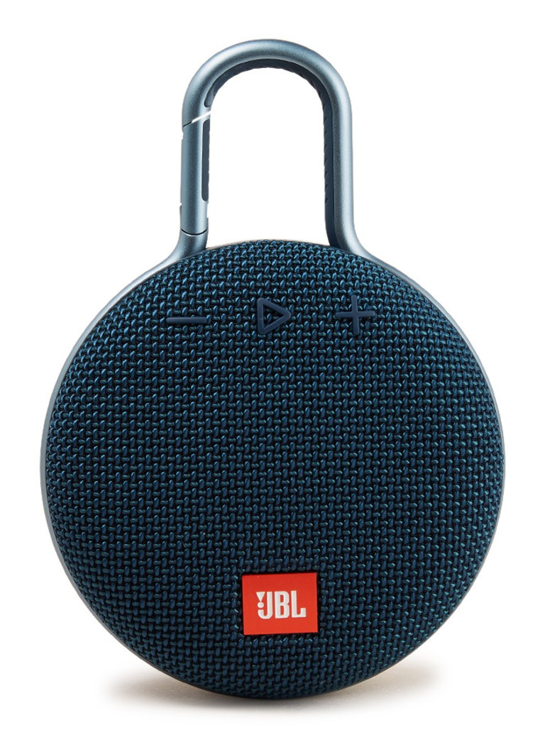 JBL - Clip 3 waterproof bluetooth speaker - Blauw