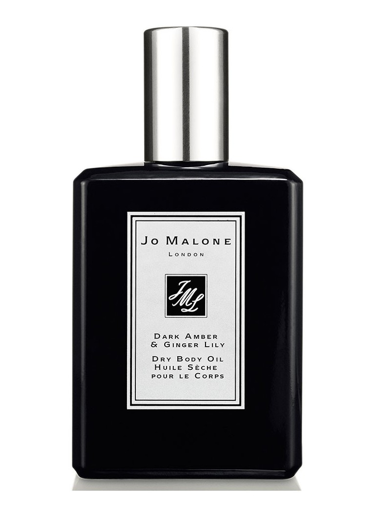 Jo Malone London - Dark Amber & Ginger Lily Dry Body Oil - huidolie - null