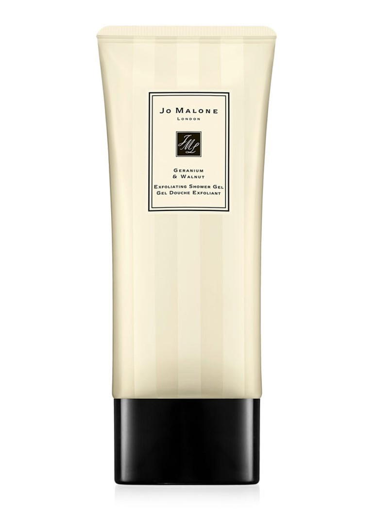 Jo Malone London - Geranium & Walnut Exfoliating Shower Gel - scrub -