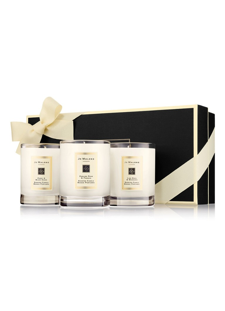 Jo Malone London - Travel Candle Collection - geurkaars set van 3 -