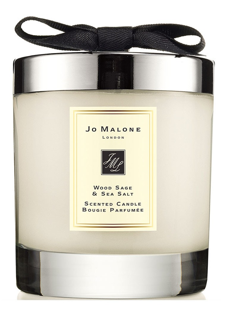 Jo Malone London - Wood Sage & Sea Salt geurkaars - Creme