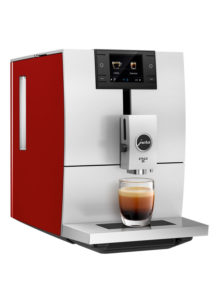 Jura - ENA 8 Suset Red koffiemachine 820921 - Donkerrood
