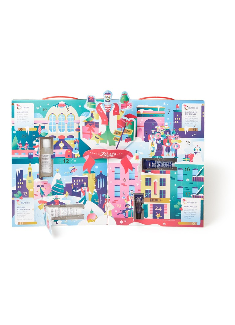 Kiehl's - Adventskalender 2019 Limited Edition -