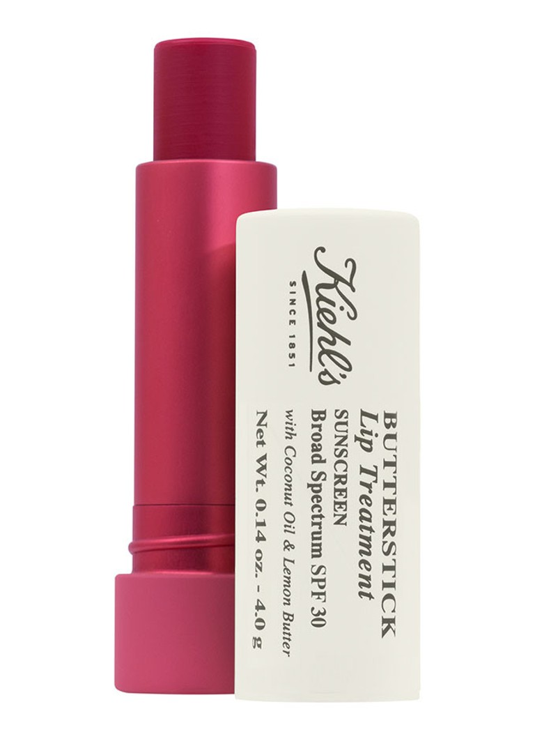 Kiehl's - Butterstick Lip Treatment SPF 30 - getinte lipbalsem - Rose