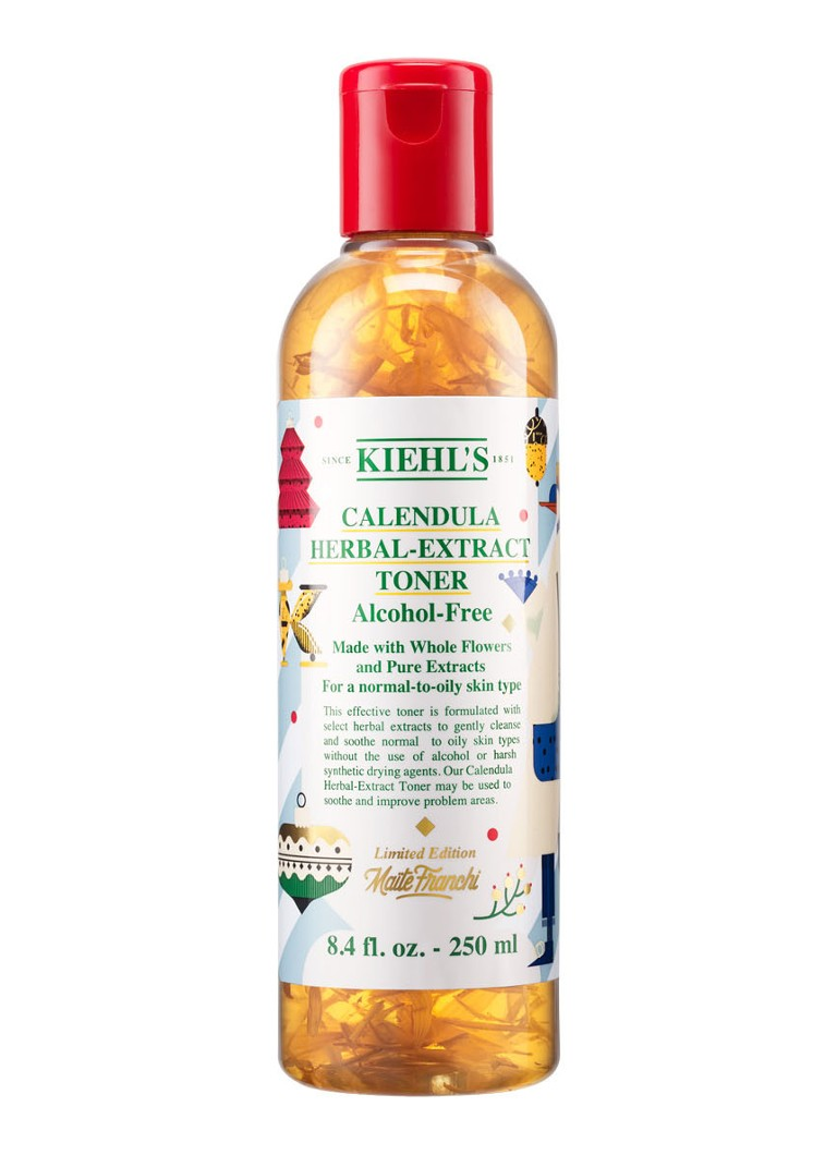 Kiehl's - Calendula Herbal Extract - Limited Edition Toner - null