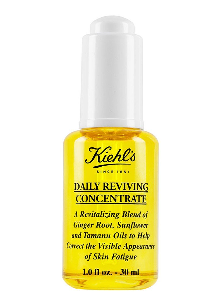Kiehl's - Daily Reviving Concentrate - gezichtsolie - null