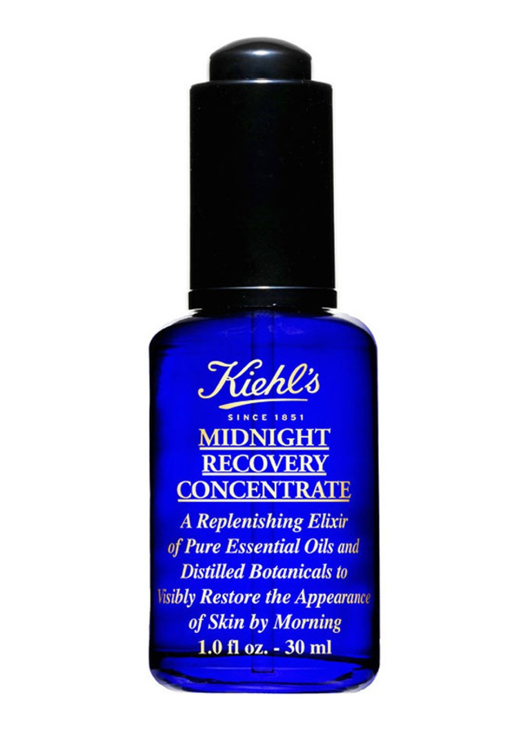Kiehl's - Midnight Recovery Concentrate - gezichtsolie - null