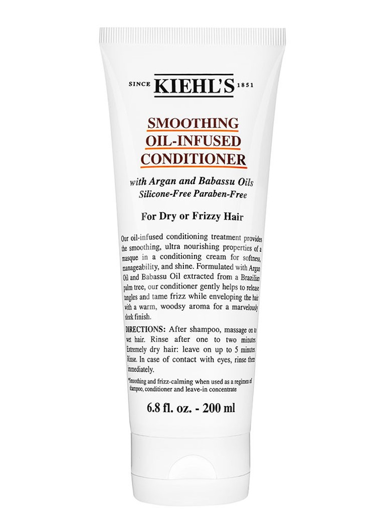 Kiehl's - Smoothing Oil-Infused Conditioner - null