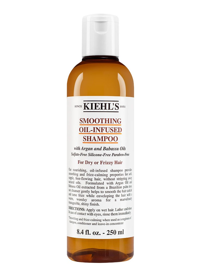Kiehl's - Smoothing Oil-Infused Shampoo - null