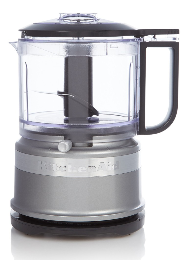 KitchenAid - Mini keukenmachine 830 ml 5KFC3516 - Zilver