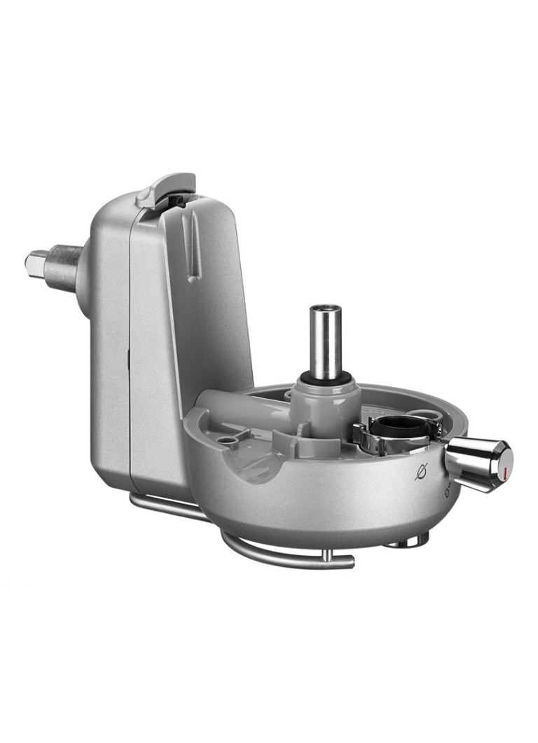 Slowjuicer Tilbud Kitchenaid : KitchenAid Slowjuicer opzetstuk + accessoireset 6-delig 5KSM1JA de Bijenkorf