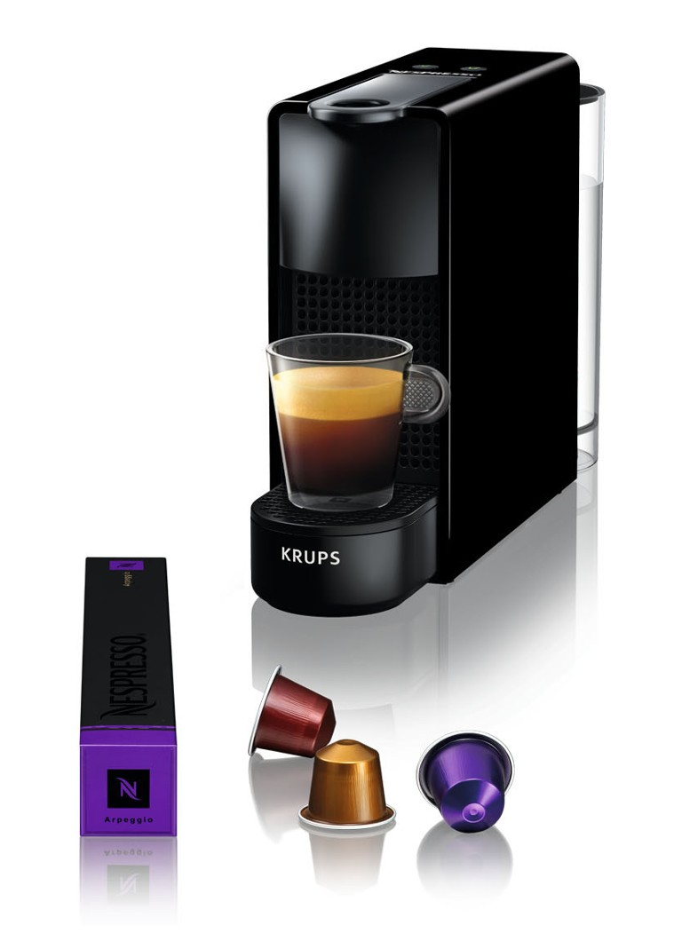 Krups - Essenza Mini Nespresso machine XN1108 - Zwart