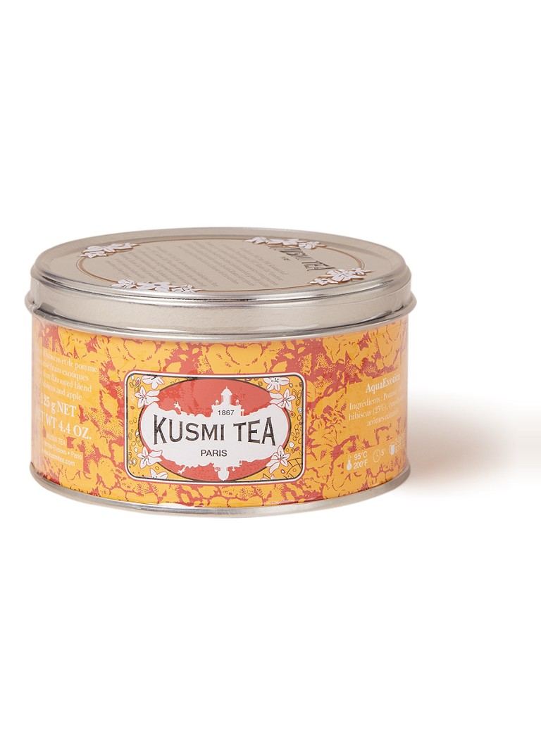 Kusmi Tea - AquaExotica losse thee 125 gram -