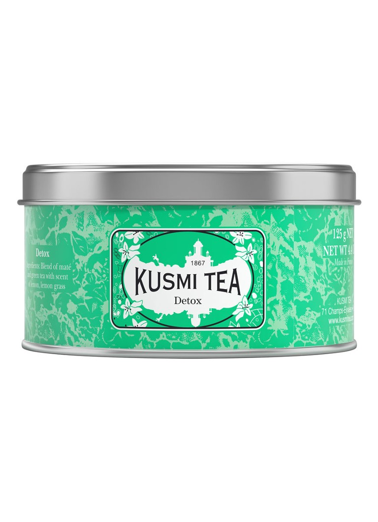 Kusmi Tea - Detox losse thee 125 gram - null