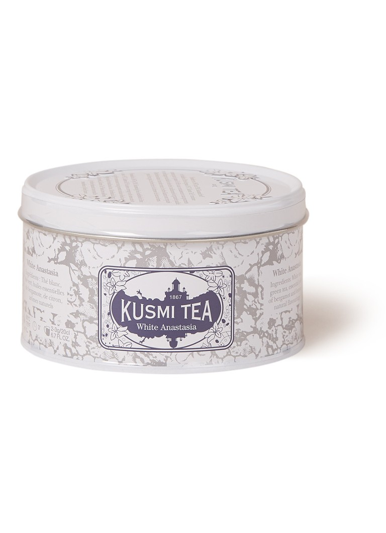Kusmi Tea - White Anastasia losse thee 90 gram -