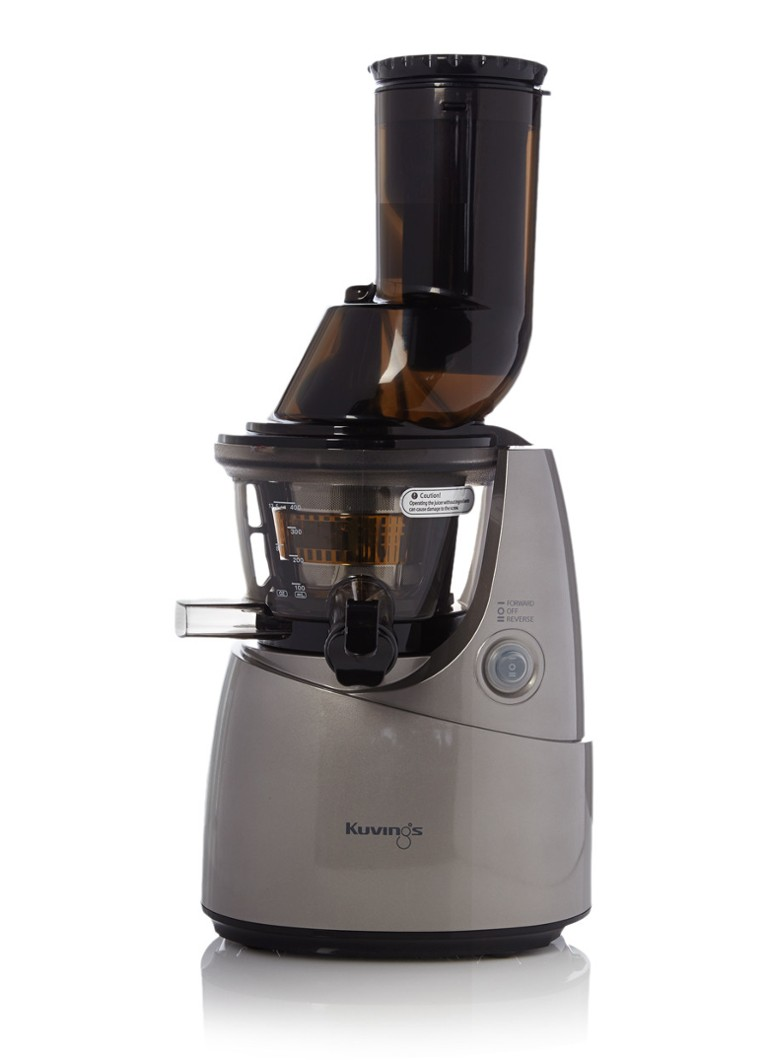 Kuvings Slow Juicer Big Mouth : Kuvings Big Mouth slowjuicer B6000S de Bijenkorf