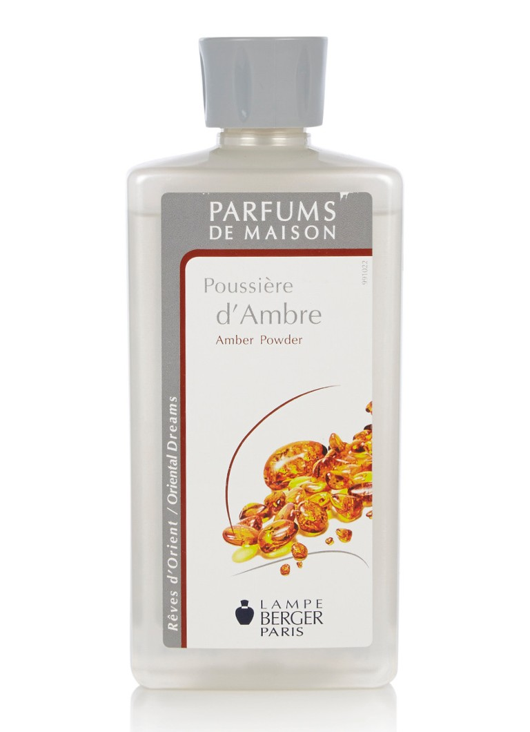 Lampe Berger - Amber Powder navulling 500 ml -