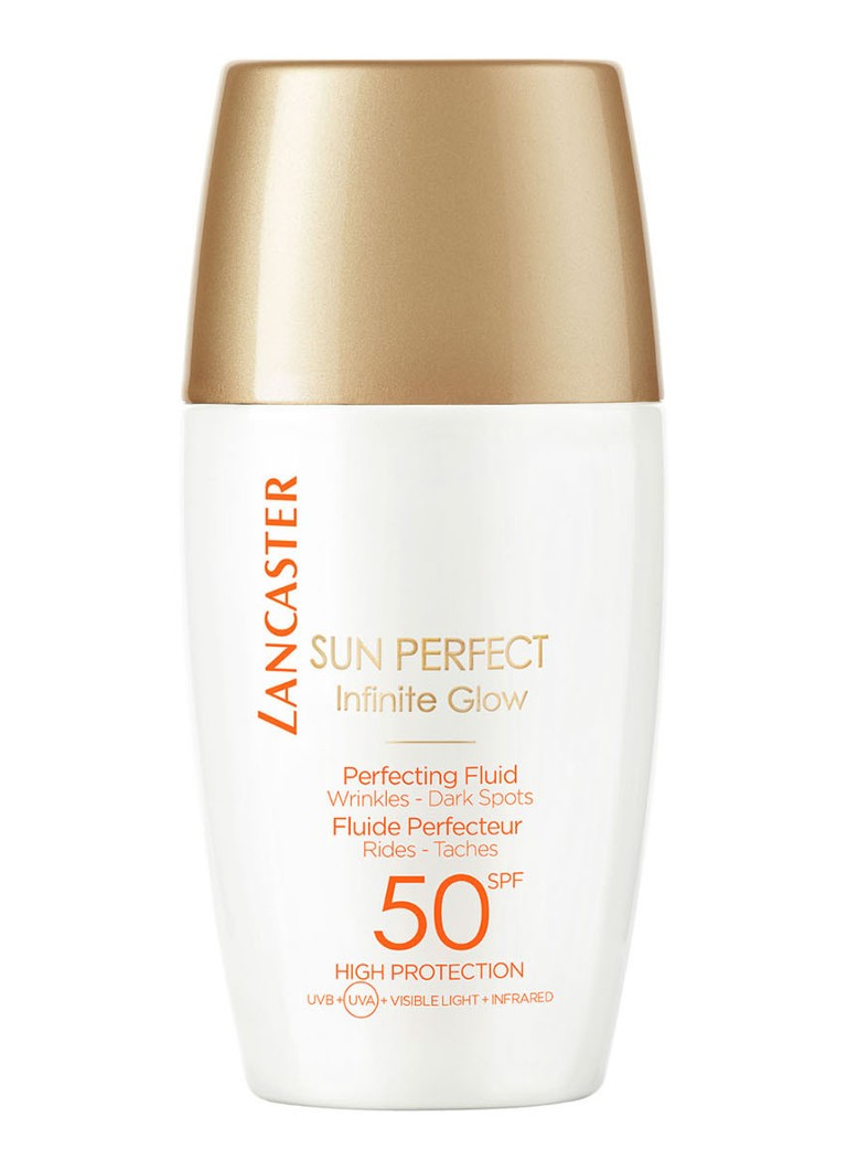 Lancaster - Sun Perfect Perfecting Fluid SPF 50 Face - getinte zonnebrand - null