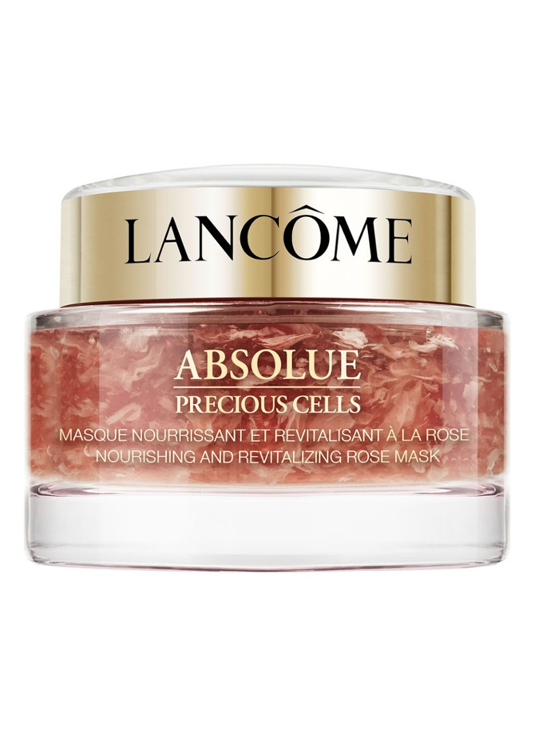 Lancôme - Absolue Precious Oil Rose Mask - masker - null