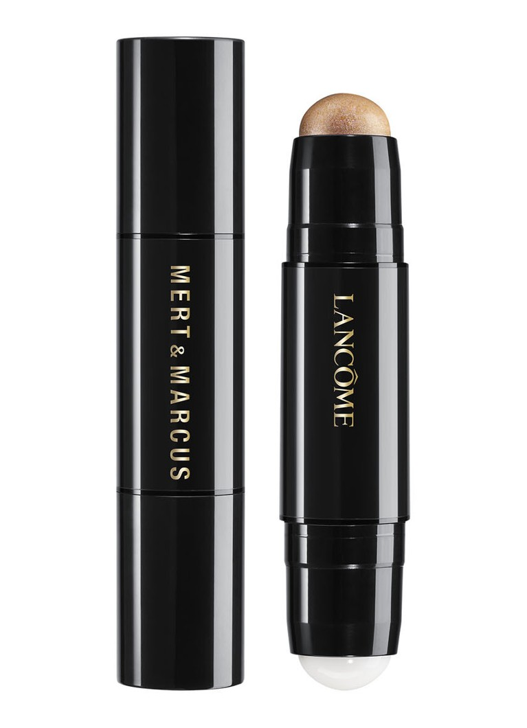 Lancôme - Mert & Marcus Blur & Highlight Duo Stick - Limited Edition highlither & primer stick - Gold