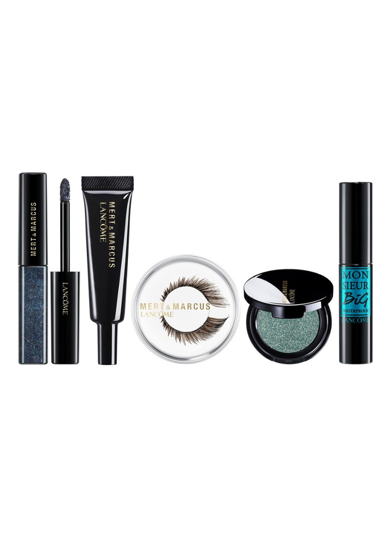 Lancôme - Mert & Marcus Eyes Cold as Ice Kit Blue - Limited Edition make-up set - Blue