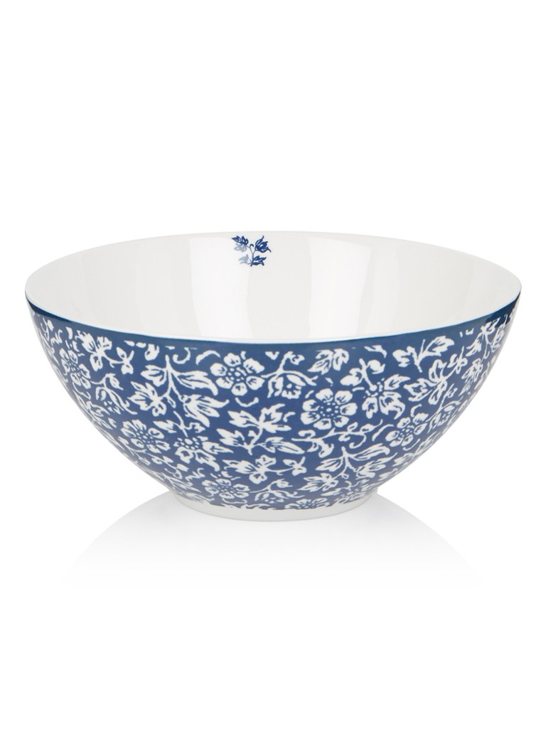 Laura Ashley - Alyssa kom 16 cm - Donkerblauw