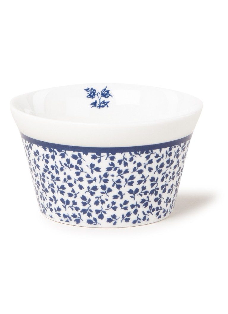 Laura Ashley - Floris ramekin 9 cm - Wit