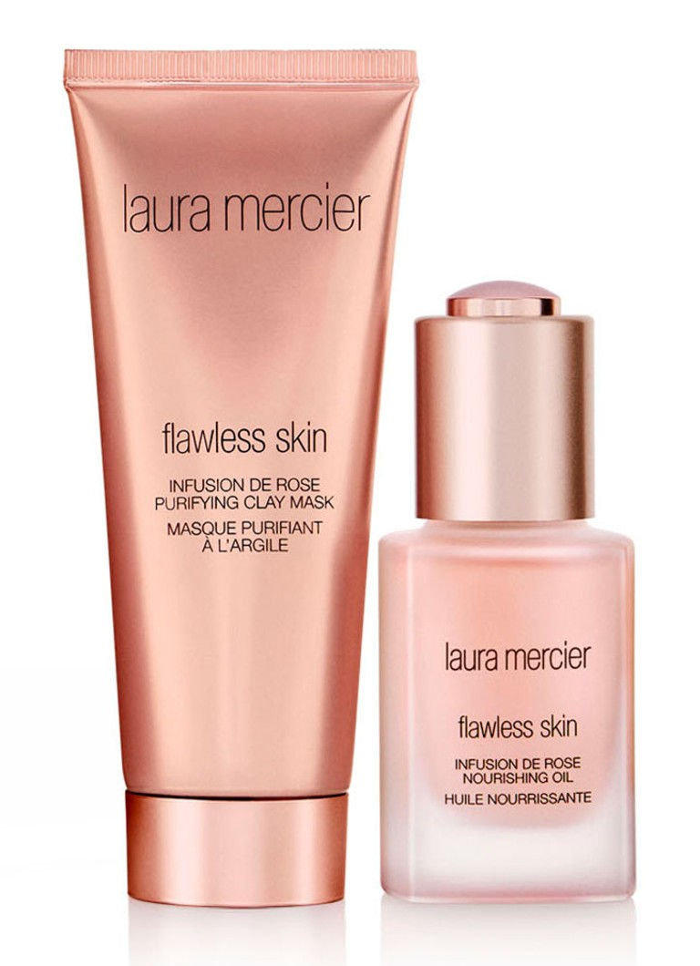 Laura Mercier - Rose Ritual - Limited Edition verzorgingsset -