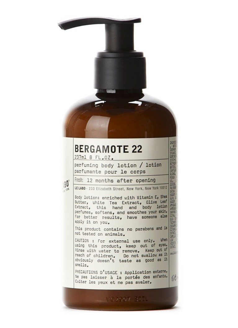 Le Labo - Bergamote 22 hand- & bodylotion -