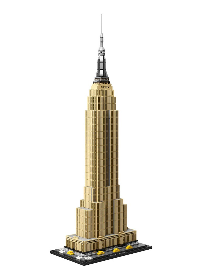 LEGO - Empire State Building - 21046 - null