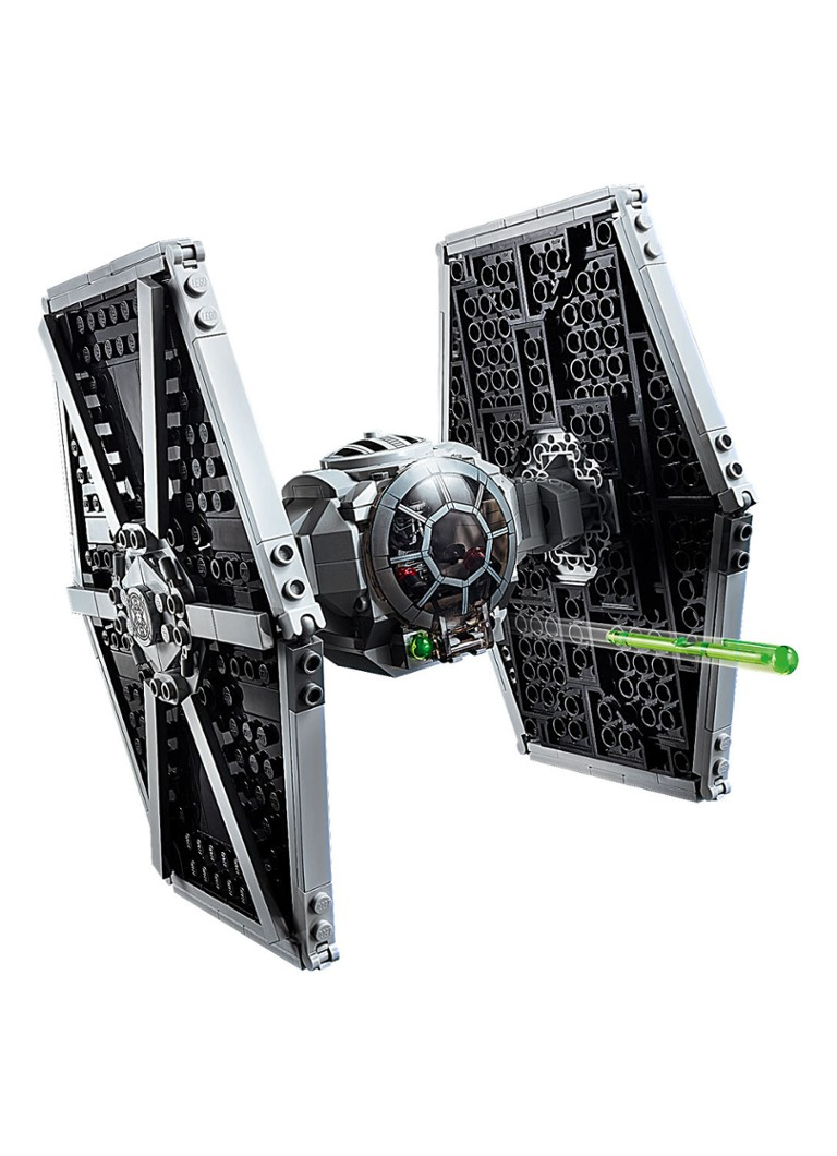 LEGO - Imperial TIE Fighter - 75300 - Donkergrijs